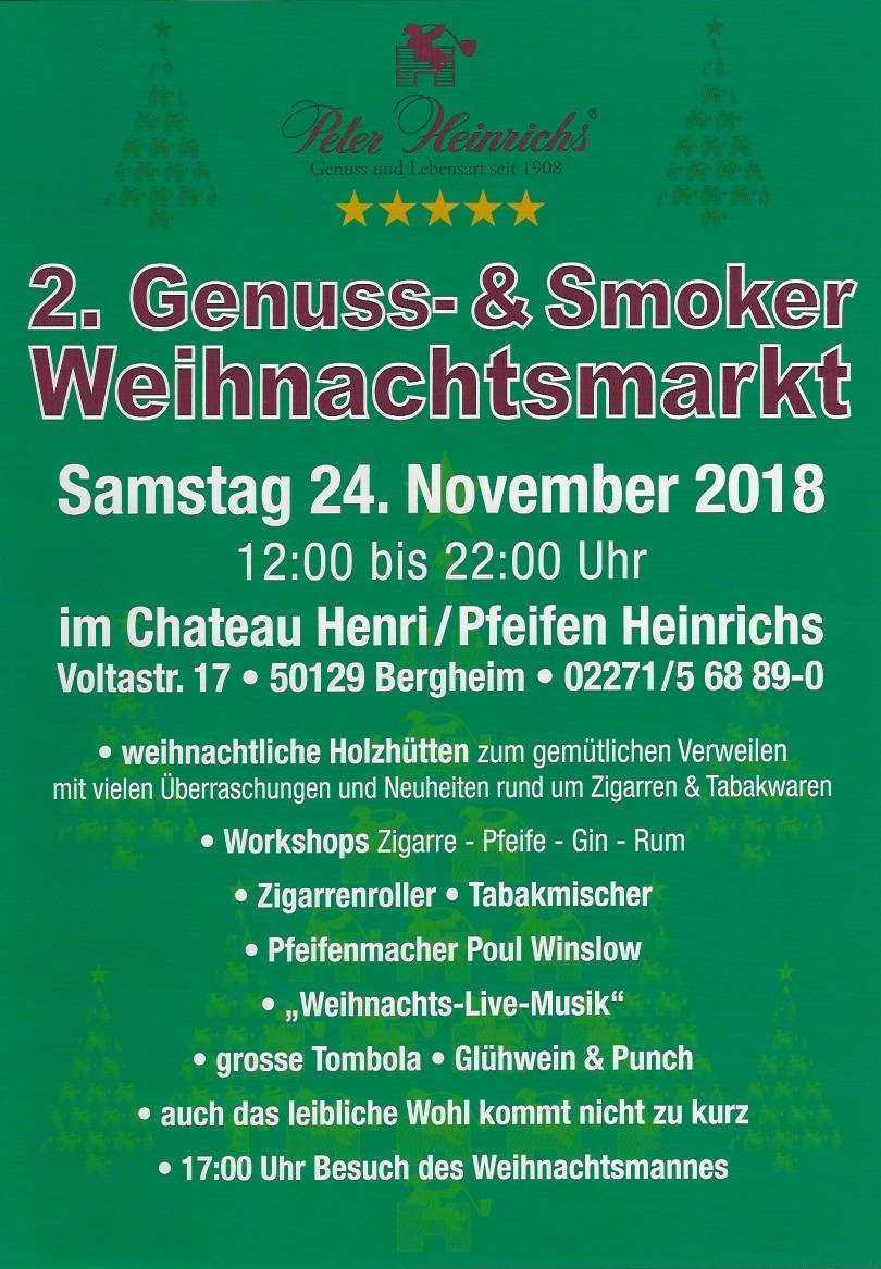 2018_1124 PH 2. Genuuss+Smoker Weihnachtsmarkt Flyer